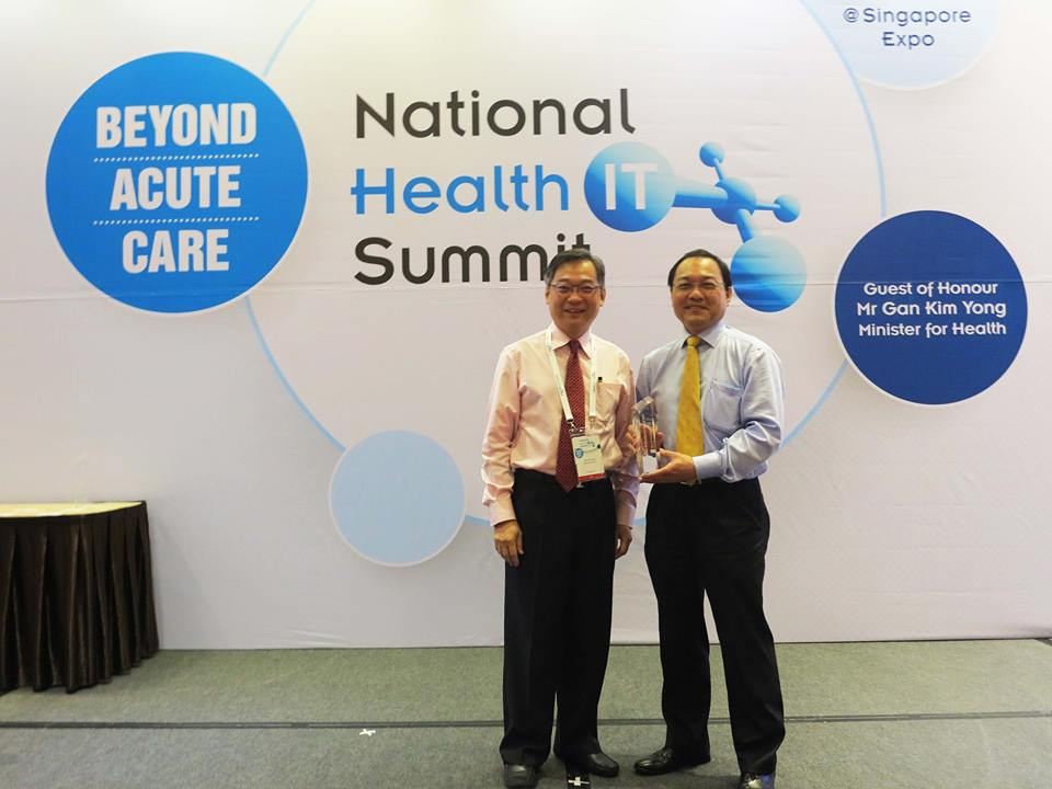 National Health IT Excellence Award, Champion for Health IT Excellence.jpg