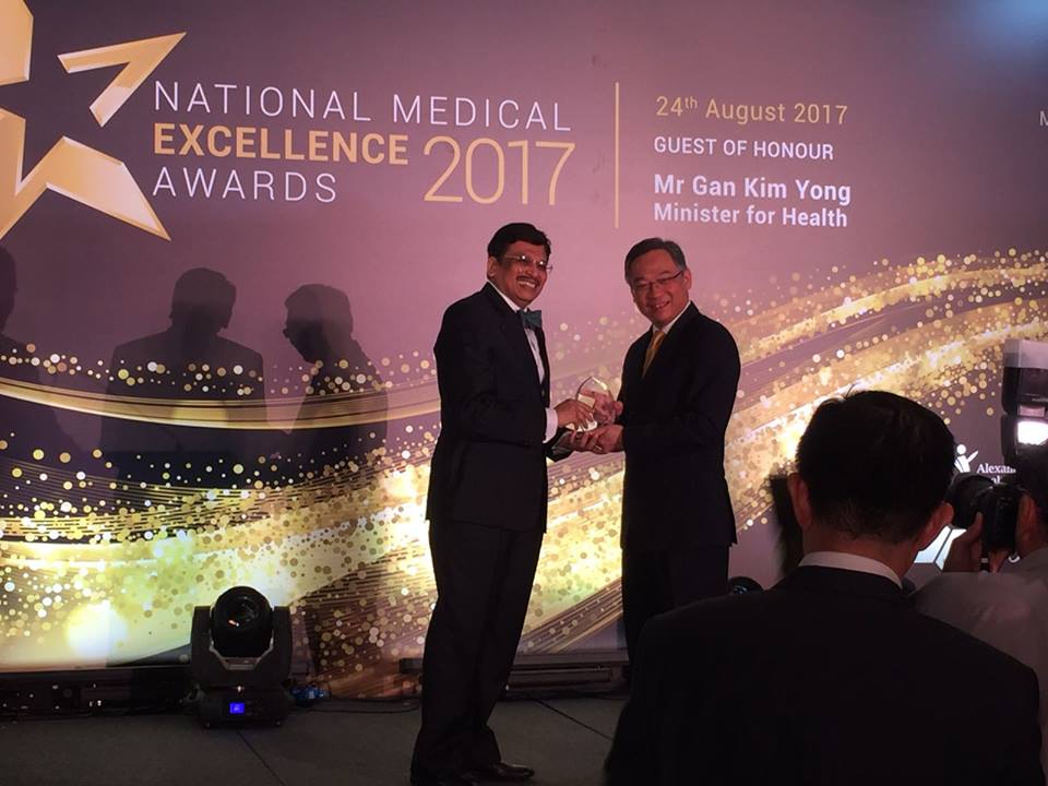 National Medical Excellence Award (NMEA) 2017, National Outstanding Clinician Award 7.jpg