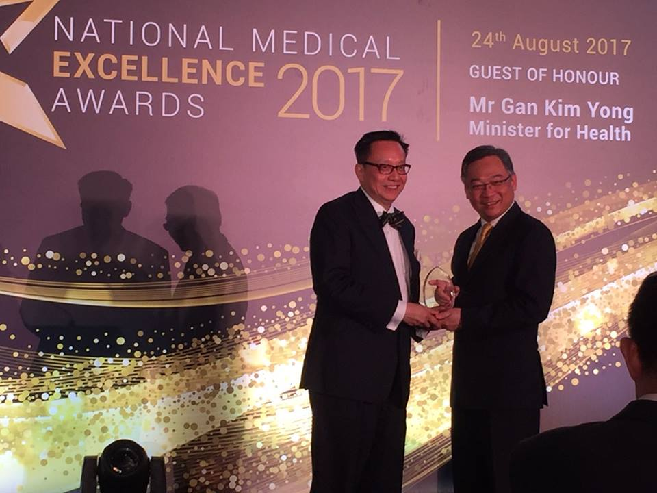 National Medical Excellence Award (NMEA) 2017, National Outstanding Clinician Award 8.jpg