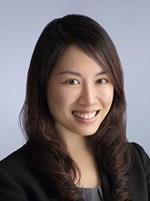 Photo of Dr Crystal Cheong
