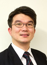 Photo of Dr Andrew Hong Choon Chiet