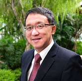 Photo of Prof James Hui