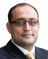 Photo of Assistant Professor Asim Shabbir