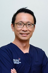 Photo of Dr Tan Tze Siong